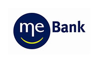 meBank LTD logo